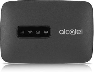 Alcatel Linkzone MiFi: The best simple device for use on all GSM networks