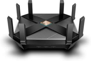 TP-Link WiFi 6 AX6000 Router (Best priced Router for multiple devices)