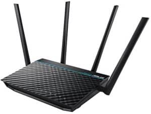 ASUS AC1700 Dual-band Router: Best budget router with easy setup for under 100 Dollars