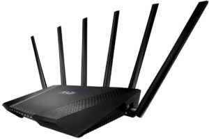 Asus AC3200 Triband Gigabit Wifi router: Best gigabit router for Tomato firmware