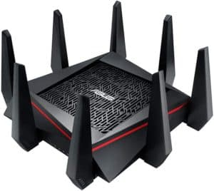 Asus RT-AC5300 Router: The best router for internet speed and NordVPN