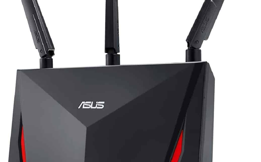ASUS RT-AC86U Router: The best Asus Routers for gaming for thick walls