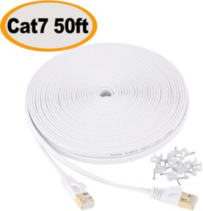 Jadaol cat 7 Ethernet Cable: The best Ethernet cable for gaming