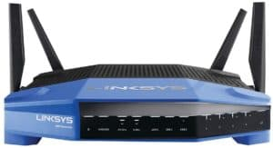 Linksys WRT AC3200 Router: The DD-WRT router