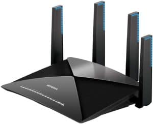 Netgear Nighthawk X10 AD7200: One of the best routers for NAS