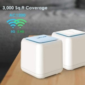 WAVLINK Halo Base 2 Whole Home Mesh Wireless: The best mesh router under 100 Dollars