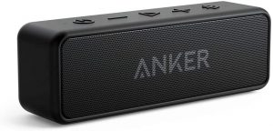 Anker soundcore 2 speaker: Longest playback time beach speaker