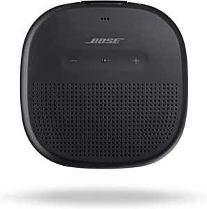 Bose Soundlink Micro Bluetooth speaker: Best for sound