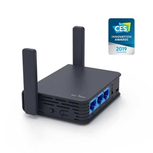 The best travel routers