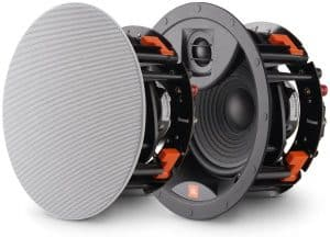 Leviton LAE6C Architectural Edition in-ceiling Speaker powered by JBL: The best in-Ceiling speaker 2020
