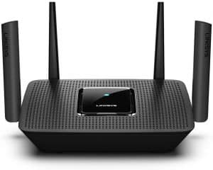 Linksys Tri-Band Wi-Fi Router AC2200: One of the best routers for NAS