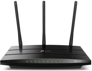 TP-Link AC1750 Archer A7 Router: one of the best parental controls router for NAS