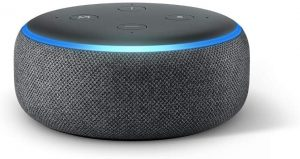 Amazon Echo Dot Bluetooth Speaker: Best for innovations