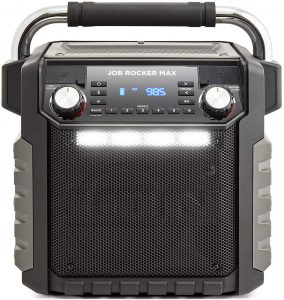 ION Audio Job Rocker Max tailgate speaker: one of the best tailgate speakers with Bluetooth