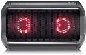 LG PK5 Tailgate Bluetooth speaker: One of the best Bluetooth tailgate speakers
