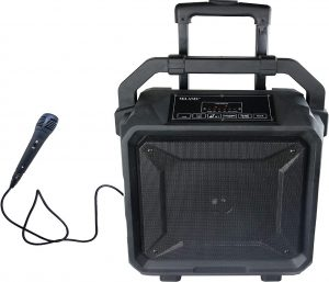 Milanix tailgate speaker: One of the best Bluetooth tailgate speaker