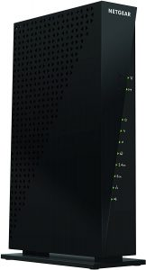 Netgear C6300 modem router Combo: Best for internet plans of up to 300Mbps