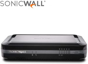 Sonicwall Dell Soho 01-SSC-0217: Best home firewall for aesthetic value