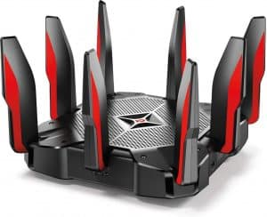 TP-Link Gaming Router AC5400: The best long range gaming router for Xbox One