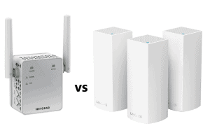 Wi-Fi Extenders vs Mesh Systems- Pros and Cons