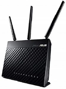 ASUS AC1900 Wi-Fi router (RT-AC68U):