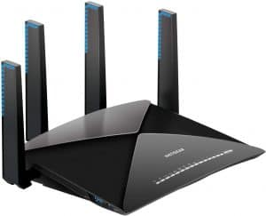 Netgear Nighthawk X10 AD7200 router: Best router for 200Mbps