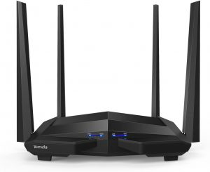 Tenda AC10U AC1200 Router: Best router under $50 for multiple devices