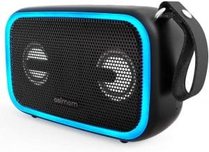 Asimon 28W portable speaker: Best budget waterproof Bluetooth speaker for a boat