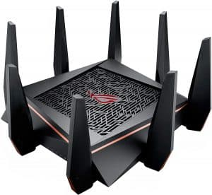 Asus Gaming router GT-AC5300: Best router for large apartments