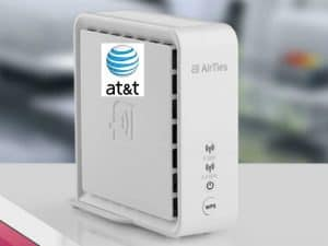 At&t Air 4920 Smart wifi extender