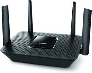 Linksys EA8300 Tri-Band Wi-Fi Router for Home: Best Wow! internet router for modest homes