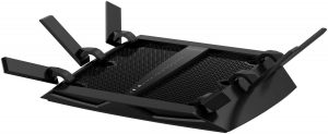 Netgear Nighthawk R8000 X6 Router: Best for security features