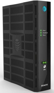 AT&T Arris BGW210-700: Best modem for AT&T U-Verse
