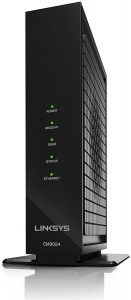 Linksys CM3024 high-sped modem: Best for simultaneous gaming