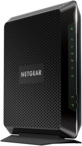 Netgear nighthawk cable modem wifi router CAX80: Best for internet plans of up to 400Mbps