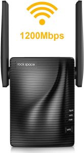 Rockspace Wi-Fi extender 1200RPT: One of the best Wi-Fi range boost for Xfinity internet and CenturyLink