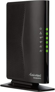 Actionec WCB6200Q WIFI extender: one of the best Wi-Fi repeaters for Verizon for universal compatibility
