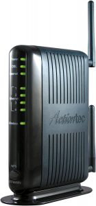 Actiontec 300Mbps wireless ADSL Modem router GT784WN: Best single band modem router for CenturyLink DSL internet