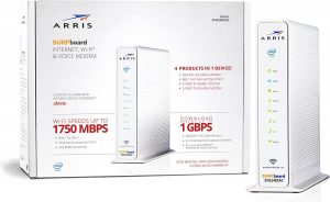 Arris Surfboard SVG2482 AC1750: The best cable modem router with a phone jack