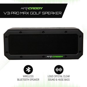 Golf speaker with mount: Best Golf cart Bluetooth speaker