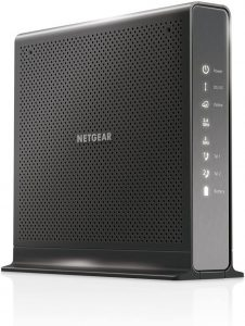 Netgear Nighthawk C7100 cable modem router: Best cable modem router for ISP plans of up to 400Mbps with phone lines