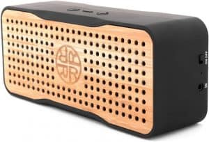 Reveal solar Bamboo Bluetooth speaker: The best for excellent design