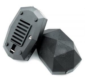 What is a Turtle shell Bluetooth speaker?
