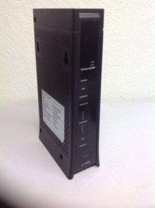 Zyxel C1100Z Modem router: Best for modest homes