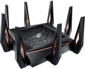 ASUS GT-AX11000 ROG Rapture router: Best router for Sky Broadband