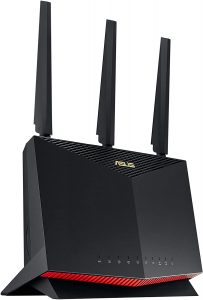 Asus RT- AX86U Dual-Band Gaming Router: The best router for BT internet