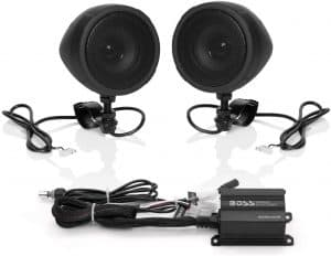 Boss Audio Systems MCBK420B: Best budget Bluetooth speaker for UTV and motorcycles