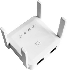 Mr.baby Wi-Fi Extender, 1200Mbps Wi-Fi Booster: Best design