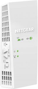 NETGEAR Wi-Fi Mesh Range Extender EX6250: Best router for compatibility with all devices and Optimum internet