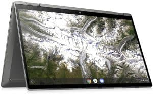HP Chromebook X360 14c-ca0004na 14 Inch Full HD Touch-screen Display Laptop: Best laptop in the UK for under 600 pounds